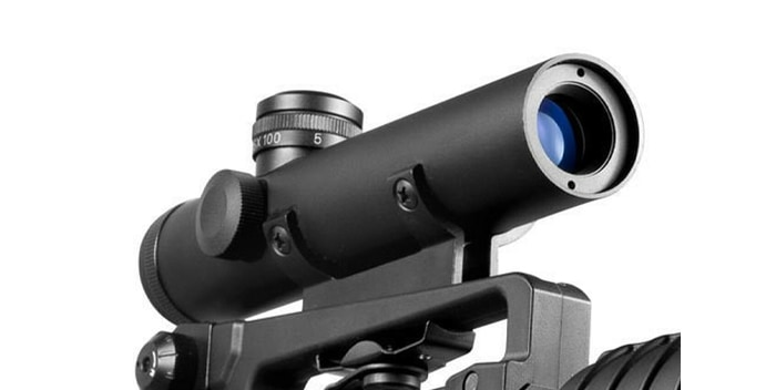 shotgun scope